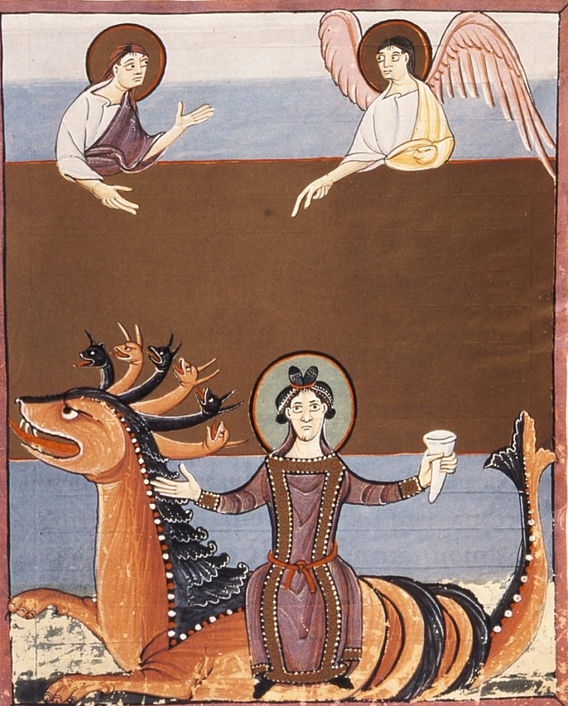 La Ramera de Babilonia (Wikipedia Commons)