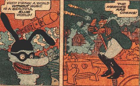Goden Key Comic - El Submarino Amarillo - Ataque a Pepperland