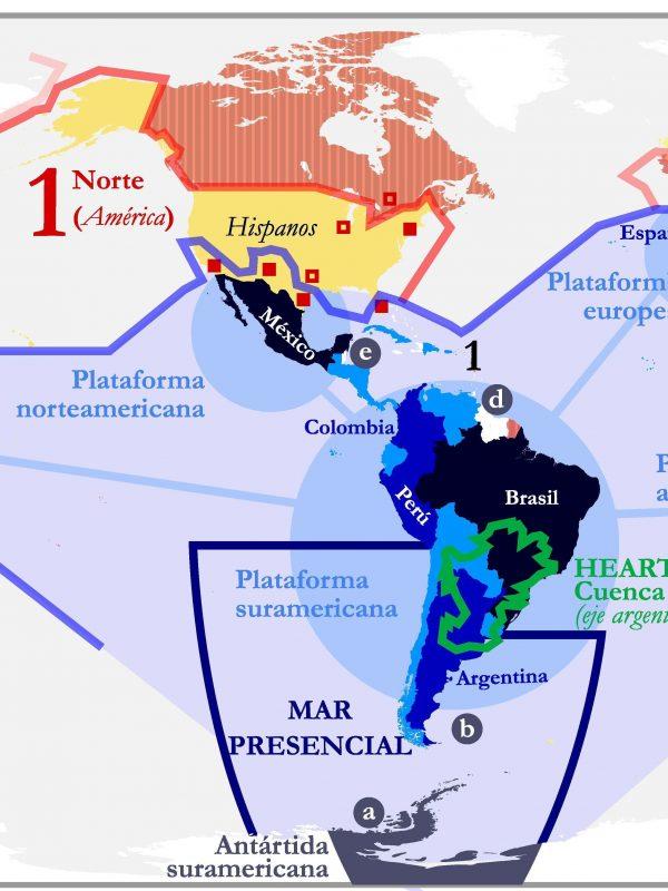 Geometría del Mundo Hispanocatólico