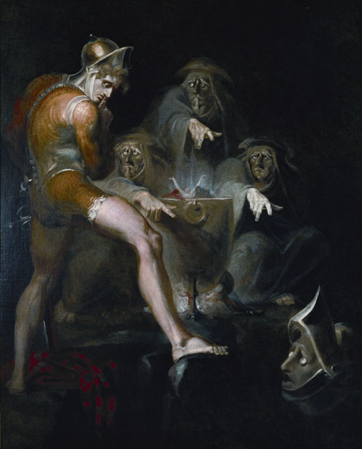 Henry Fuseli, Public domain, via Wikimedia Commons